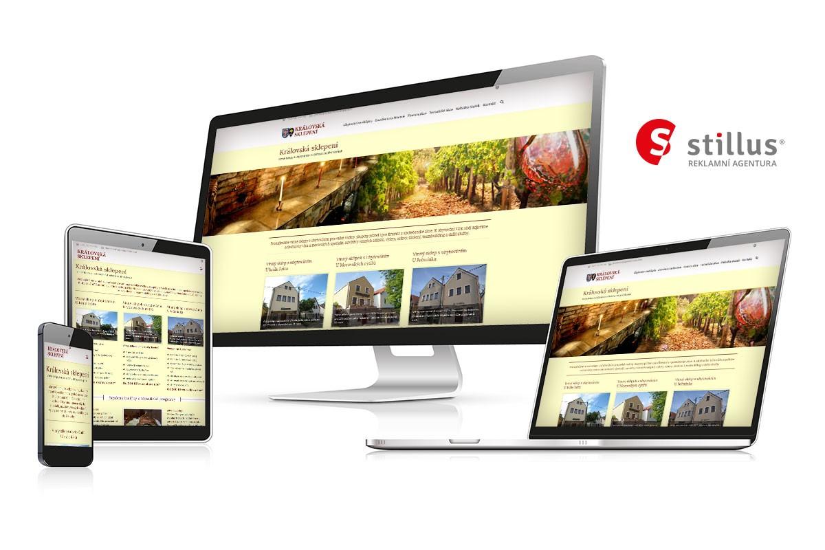 Web: www.kralovskesklepeni.cz