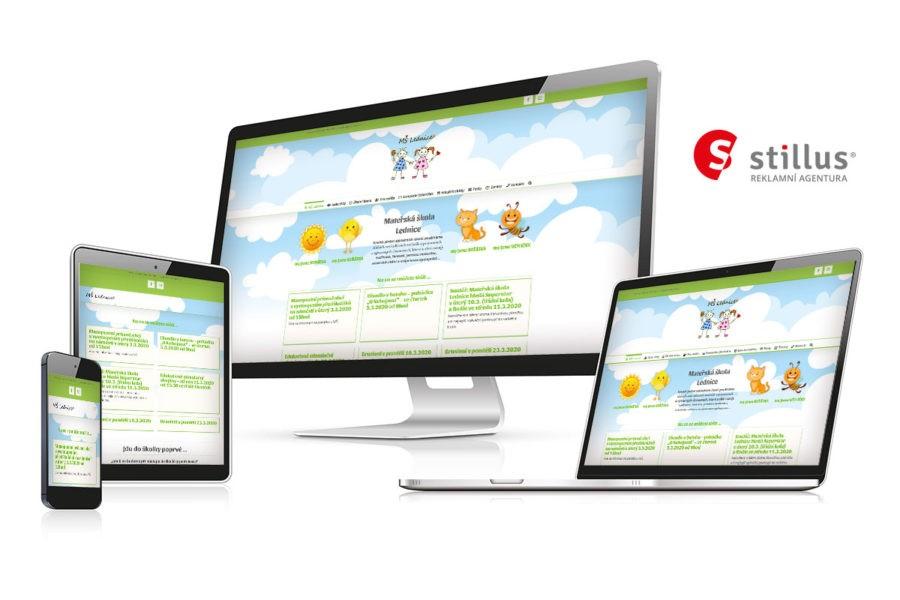 Web: www.mslednice.cz