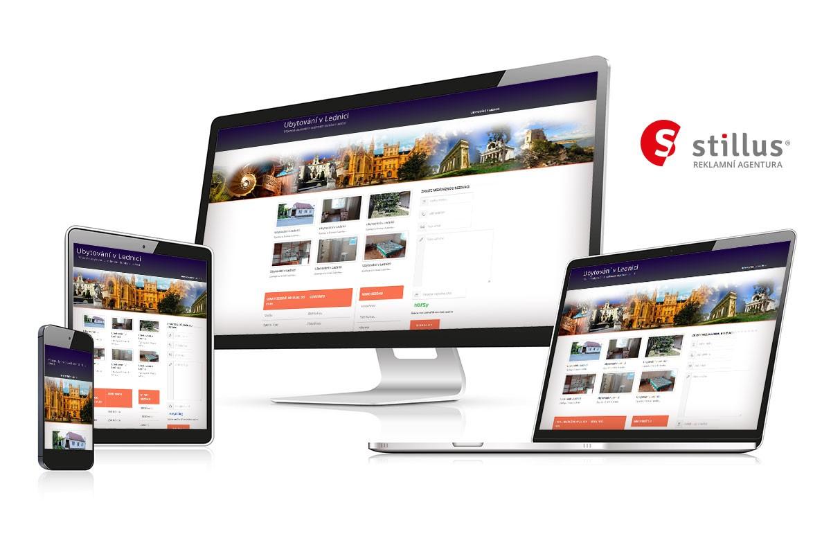 Weby - STILLUS s.r.o. reklamní agentura
